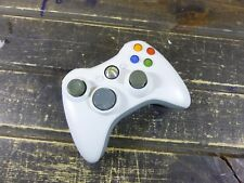 Official Microsoft Xbox 360 Replacement Controller Wireless White