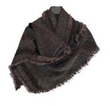 Mehrfarbige Damen-Schals & -Tücher aus Polyester mit Fransen