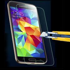 Véritable Film protecteur écran en verre trempé SAMSUNG GALAXY S5 i9600 & Paquet