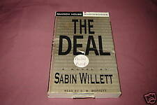 The Deal by Sabin Willett (1996) used audio book 2hrs