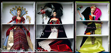 Venetian Opulence Barbie Doll Illusion Rendezvous Masquerade Gala Lot 3 Box Wear