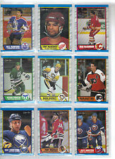 Lot of 20 Different 89-90 OPC O-Pee-Chee Cards **U-Pick** Complete Your Set