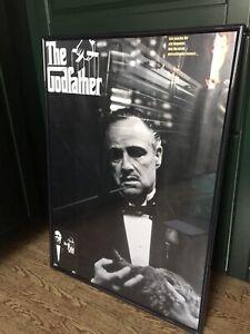 """""""Der Pate"""" Don Vito Corleone poster"""