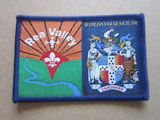 Rea Valley County District Cloth Patch Badge Boy Scouts Scouting L4K A