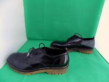 Trussardi Collection Mens Black Shoes size 12 UK / 46 EU
