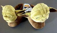 Star Wars Meister Yoda Plüschtier Pantoffeln Hausschuhe Hüttenschuhe 37-38 od 39