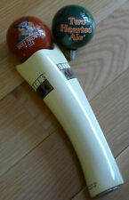 New listing Bell's Brewery Best Brown Ale & Two Hearted Ale Tap Handle Lot Spare Top