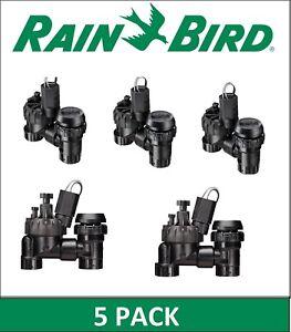 5-Pack of Rainbird JTV/ASF-100 Anti-Siphon Jar Top Sprinkler Valves