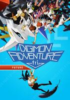 Digimon Adventure tri.: Future [New DVD] Widescreen
