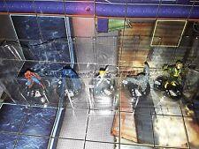 HEROCLIX COMPLETE AMAZING SPIDER-MAN GRAVITY SET 201-210 MYSTERIO ELECTRO RHINO