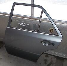 Mercedes W124 Limo Tür hinten links Bj 1989 Grau