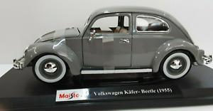 Volkswagen Kafer - Beetle (1955) - Special Edition Maisto Diecast 1/18 Scale