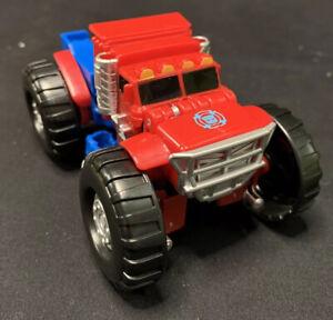 Transformers Rescue Bots Optimus Prime Playskool Heroes B19