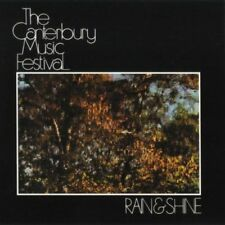 Canterbury Music Festival - Rain & Shine - Mini LP CD