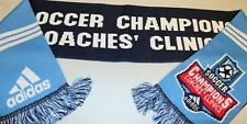 Adidas Soccer Champions Coaches Clinic Scarf