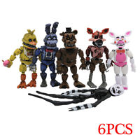 FNAF Nightmare Five Nights at Freddy's Kids Collectable Action Figure Toys Gifts