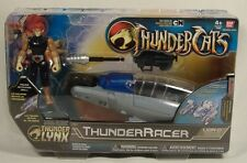 THUNDERCATS LION-O RACER TANK CARTOON NETWORK BANDAI THUNDER CATS MISP LYNX HTF