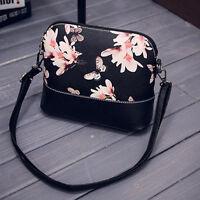 Neu Mode Blumen Damentasche Handtasche Stofftasche Bag Schultertasche Tasche