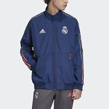 adidas Real Madrid Anthem Jacket Men's Jackets