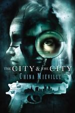 Signed by China Mieville, THE CITY & THE CITY, Subterranean, Limited, New, OOP