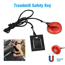 Universal Magnetic Treadmill Safety Key Security Lock Fit for ProForm,Weslo