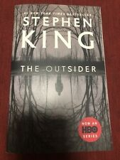 The Outsider : A Novel by Stephen King (2020, Trade Paperback, Media tie-in)