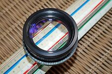"""Rare COMPACT ZOOM 223-240mm F5.6 PROJECTION 5X7"""" 4X5"""" CAMERA LARGE FORMAT Lens"""