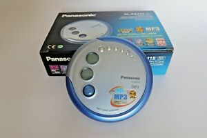 Panasonic Portable CD Player - Wie Neu - MP3 - SL-SX418