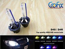 NEW Genuine OEM HID Xenon PAIR D4S D4R for Osram or Philips Headlight Bulbs