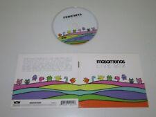 MASOMENOS/LIVE MIX(WTM/INTERGROOVE WTM001-2) CD ALBUM DIGIPAK