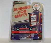 GREENLIGHT 1:64 Running On Empty Series 7 1968 Chevrolet C-10 - Chevron