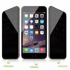 """Anti-Spy Peeping Privacy Tempered Glass Screen Protector For iPhone 6S Plus 5.5"""""""