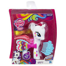 My Little Pony Fashion Style Rarity Pony Figure New MLP