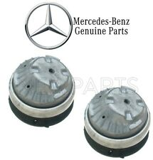 For Mercedes Benz W210 E-Class Pair Set of Left & Right Engine Mounts Genuine