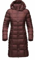NWT Women's The North Face Sequoia Parka II Red Gotham Size S