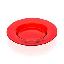 Red Seguso Vetri d'Arte Vintage Original Art Glass