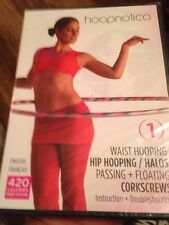 Hoopnotica Fitness Hoopdance Hula Hoop DVD Level 1 (Beginner) Exercise New