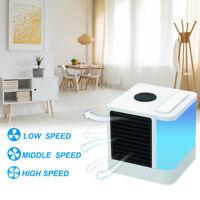 Portable Desk Air Conditioner Fan Mini Space Evaporative Swamp Unit Cooler G7M6