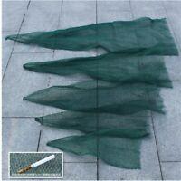 Spare Landing Net Mesh Carp Coarse Fishing Nylon net Replacement Fish Mesh Net