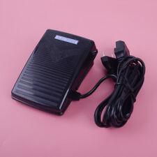 Home Nähmaschine Fußpedal mit Netzkabel EU Stecker 220V Fit für Singer