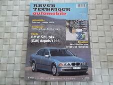 REVUE TECHNIQUE BMW (E39) 525 TDS DEPUIS 1996