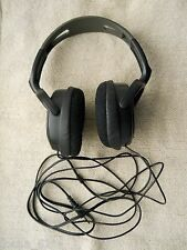 Philips SBC HP200 Stereo Headphones Black Used
