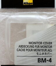 Nikon BM-4 LCD Monitor Cover for D70 Genuine Nikon