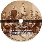 Civil War: U.S. Surgeon General Photos & Histories of Surgical Cases & Specimens