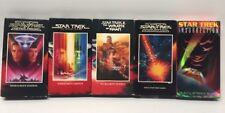 Star Trek Movies - Lot Of 5