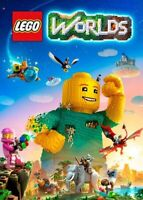 Lego Worlds | Steam Key | Digital | PC | Worldwide