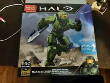 Mega Bloks Construx Halo Master Chief Battle for the Ark [GJH06] NEW!!!