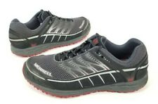 Merrell Mens Mix Master Tuff Trail Running Shoes Black Red J41599 Low Top 8.5