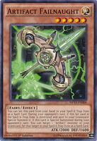 Artifact Failnaught Common 1st Edition Yugioh Card MP15-EN008