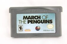 March of the Penguins - Game Boy Advance GBA Game